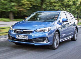 Subaru Impreza (2021). Opis wersji i cennik