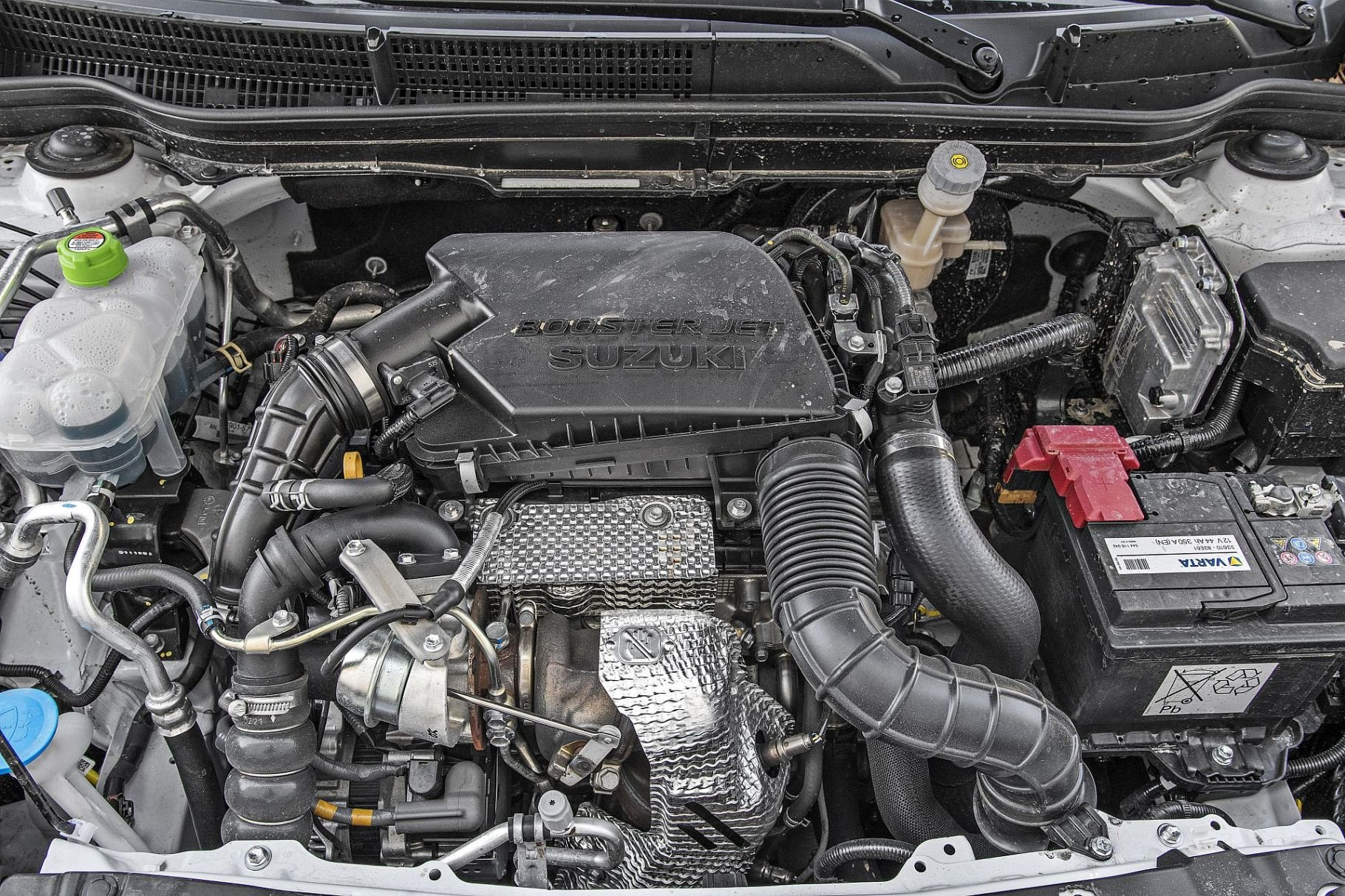 Suzuki SX4 S-Cross Hybrid - silnik