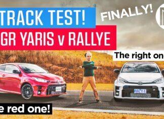 Toyota GR Yaris na torze. Czy warto dopłacić za Pakiet Sport?
