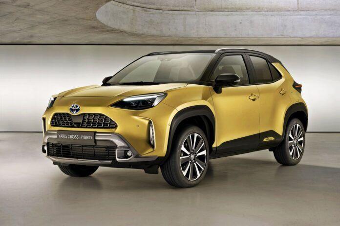 Toyota Yaris Cross (2021)