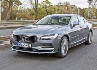 Volvo S90 (2021). Opis wersji i cennik
