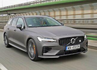 Volvo V60 (2021). Opis wersji i cennik