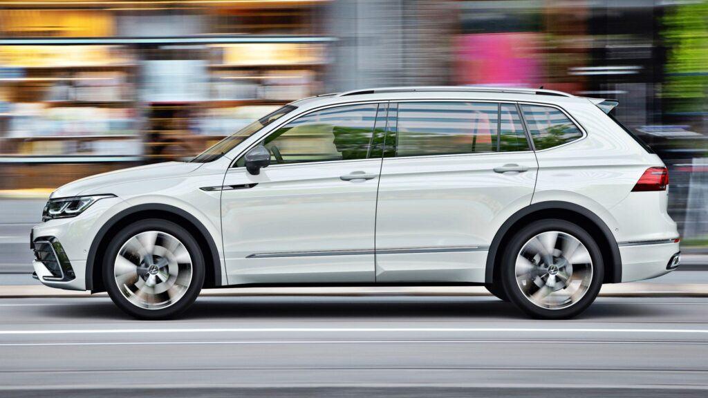 Volkswagen Tiguan Allspace - bok
