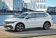 Volkswagen Tiguan Allspace - przód