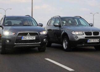 Używany SUV za 25 tys. zł. Przegląd 10 najlepszych modeli