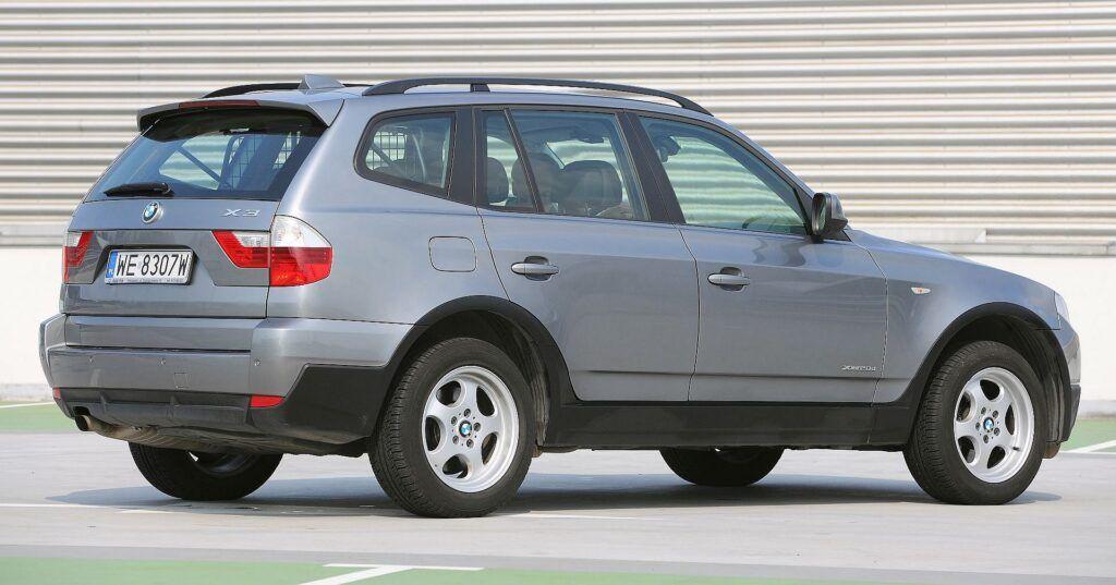 BMW X3 E83