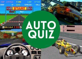 AUTO-QUIZ [20] Historia gier samochodowych