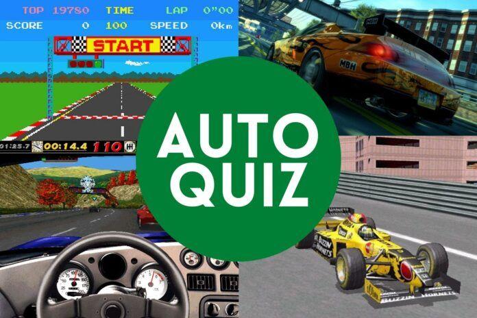 Auto Quiz 20