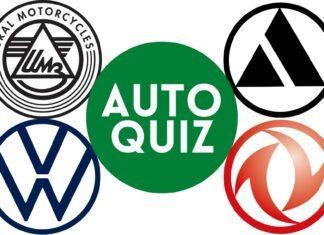 AUTO-QUIZ [21] Motoryzacyjne logo