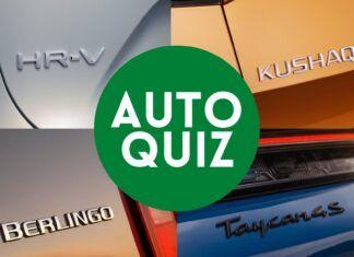 AUTO-QUIZ [22] Rozpoznaj markę po nazwie modelu