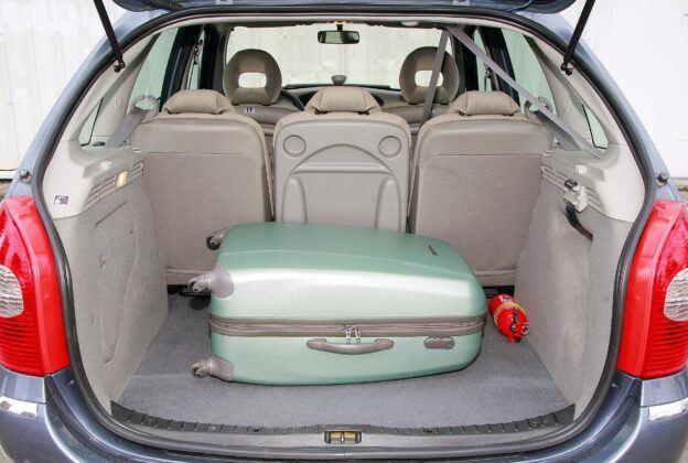 Citroen Xsara Picasso bagażnik