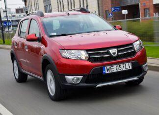 Używana Dacia Sandero II (2012-2020) - opinie, dane techniczne, typowe usterki