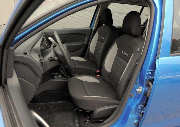 Dacia Sandero II fotel kierowcy