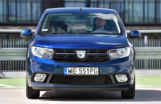 Dacia Sandero II po liftingu