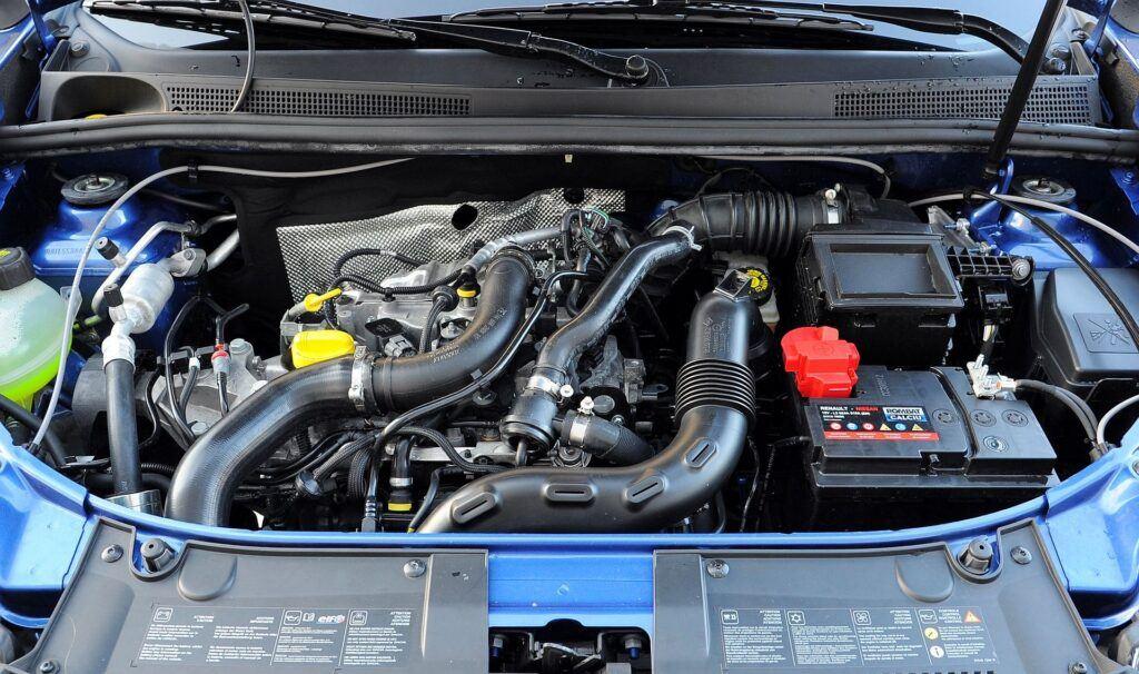 Dacia Sandero II silnik