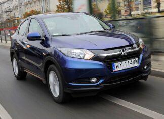 Używana Honda HR-V II (2015-2021) - opinie, dane techniczne, typowe usterki