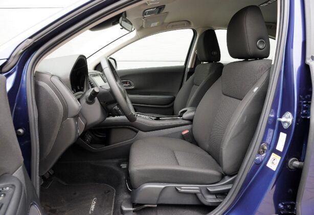 HONDA HR-V II fotel kierowcy