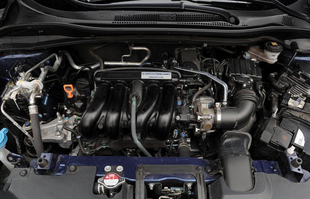 HONDA HR-V II silnik
