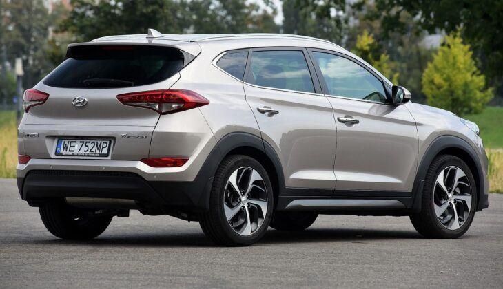 Hyundai Tucson III TL