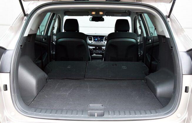 Hyundai Tucson III TL bagażnik (4)