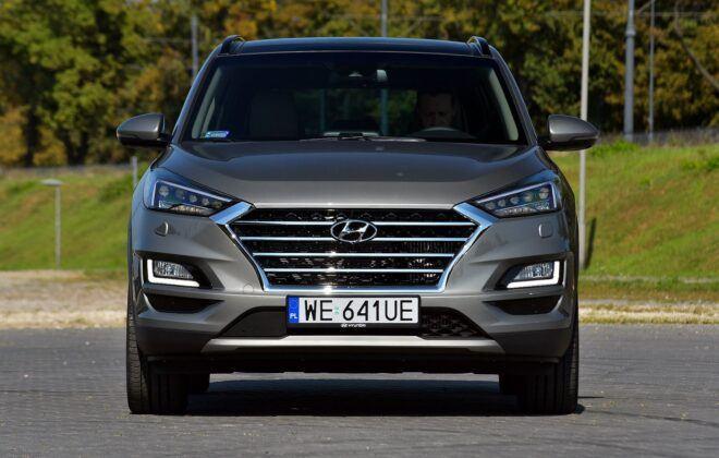 Hyundai Tucson III TL po liftingu