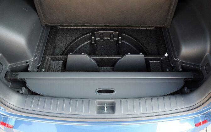 Hyundai Tucson III TL schowek