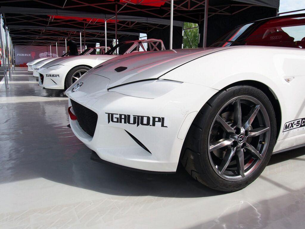 Mazda MX-5 Cup Mazda MX-5 Cup PolandPoland