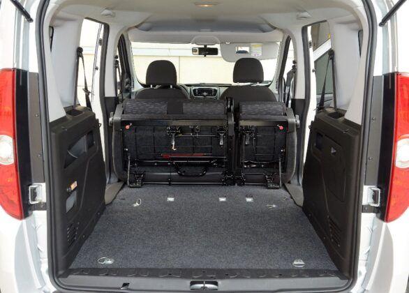 Opel Combo D bagażnik (3)
