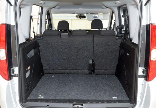 Opel Combo D bagażnik