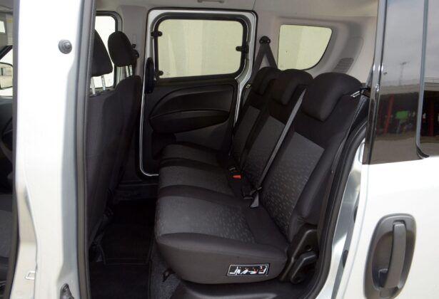 Opel Combo D kanapa