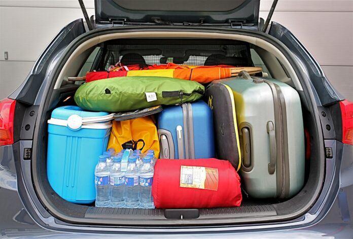 Pakowanie bagaznika