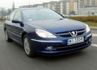 Używany Peugeot 607 (2000-2010) - opinie, dane techniczne, typowe usterki