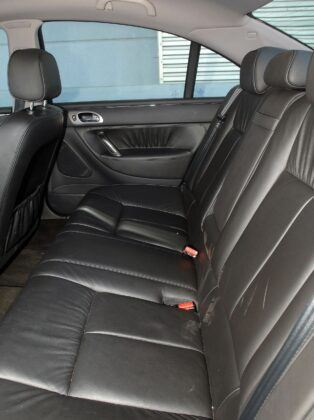 Peugeot 607 kanapa