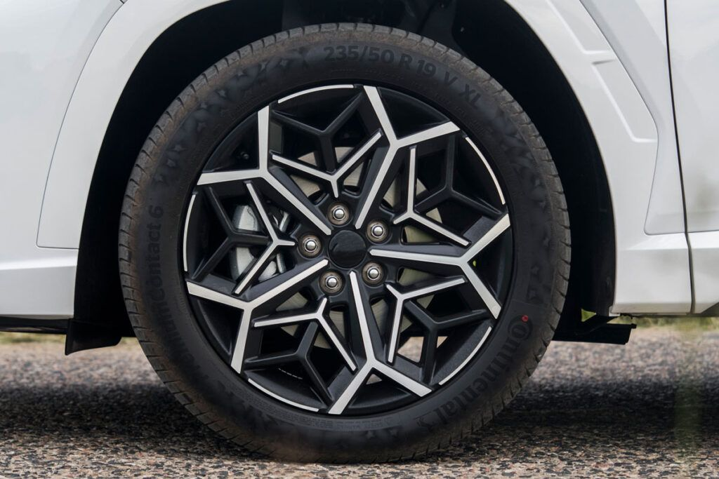 Hyundai Tucson felga