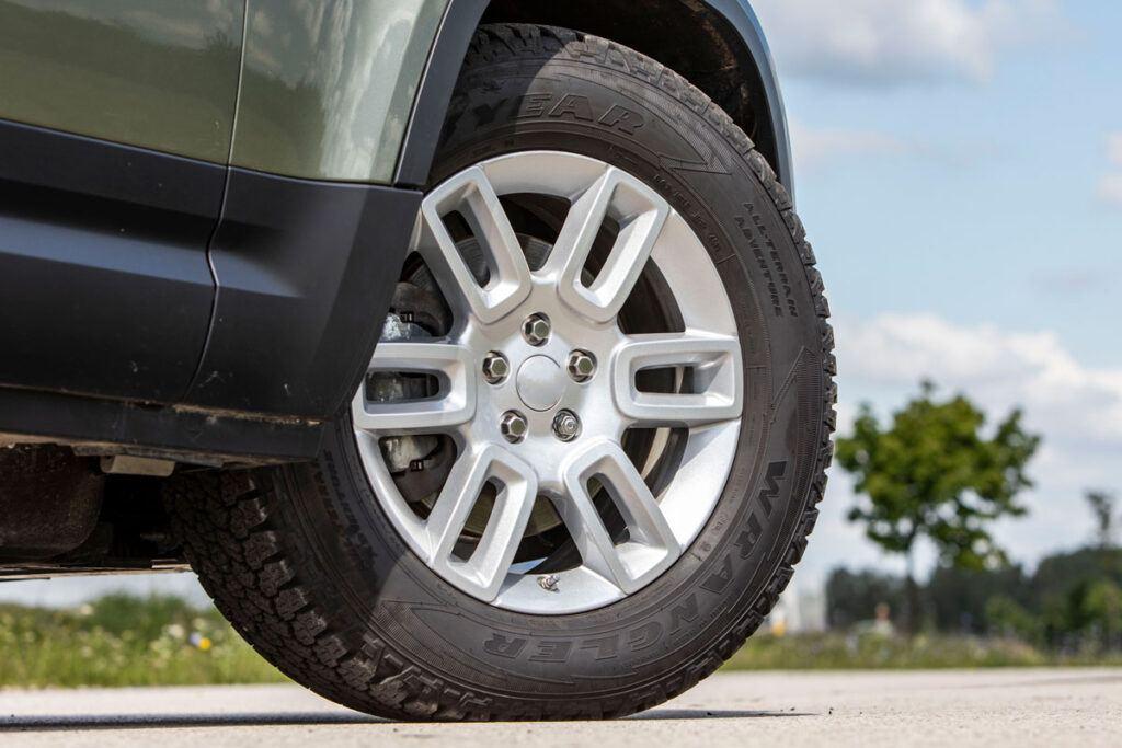 Land Rover Defender felga
