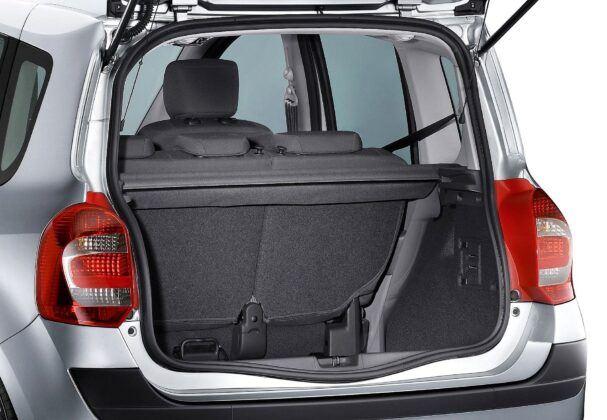 Renault Grand Modus bagażnik