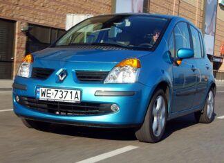 Używane Renault Modus (2004-2012) - opinie, dane techniczne, typowe usterki
