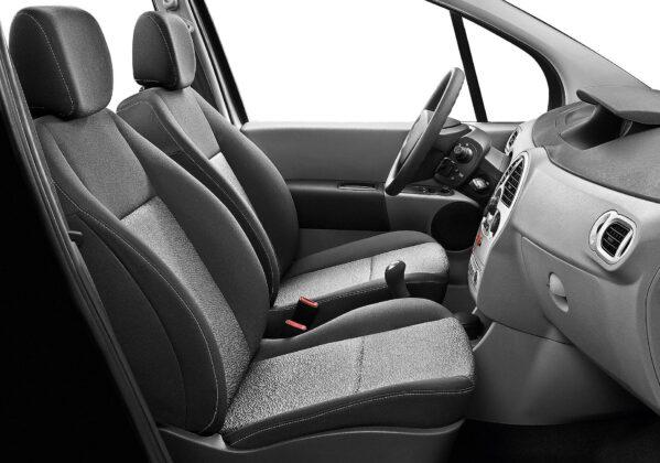 Renault Modus fotel pasażera