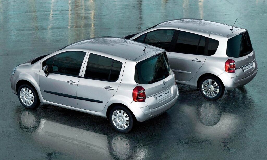 Renault Modus i Renault Grand Modus