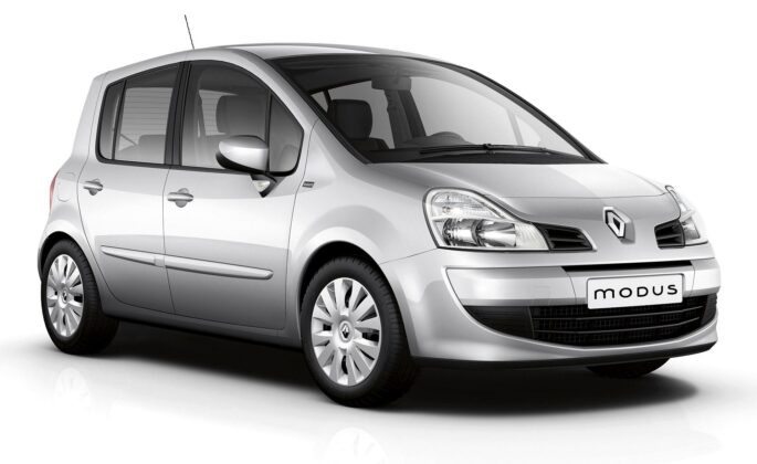 Renault Modus po liftingu