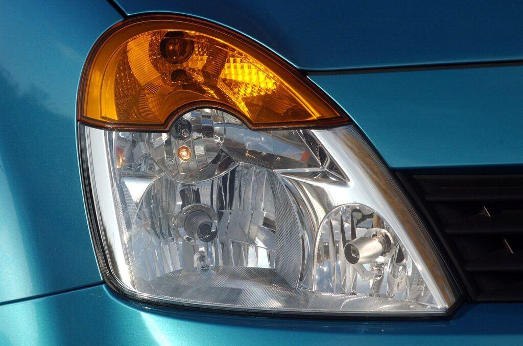Renault Modus reflektor