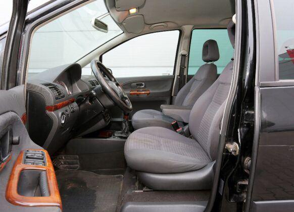 SEAT Alhambra I fotel kierowcy