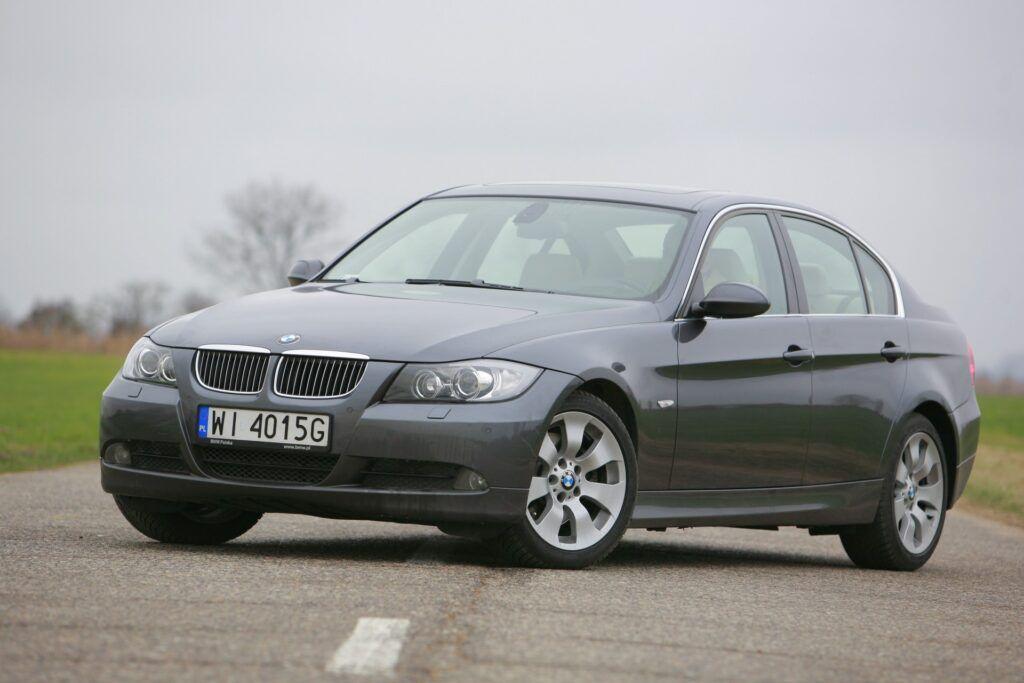Uzywane BMW serii 3