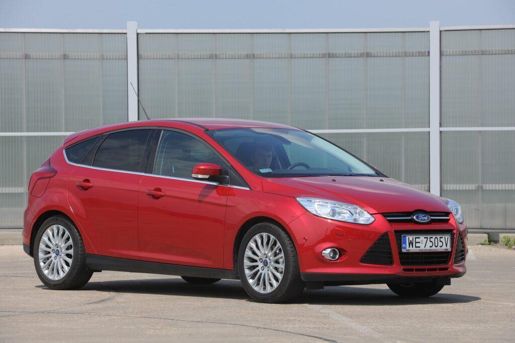Uzywany Ford Focus