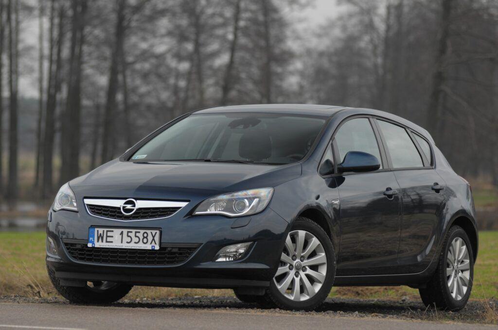 Uzywany Opel Astra
