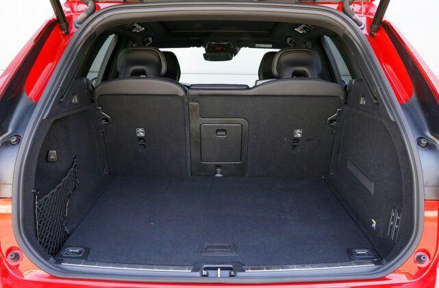 VOLVO XC60 II bagażnik