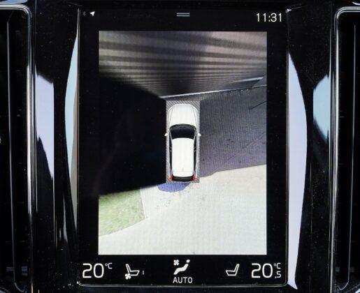 VOLVO XC60 II kamera cofania