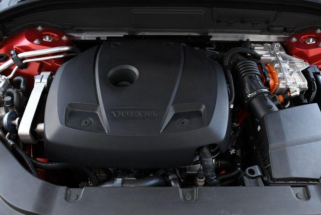 Volvo XC60 II silnik