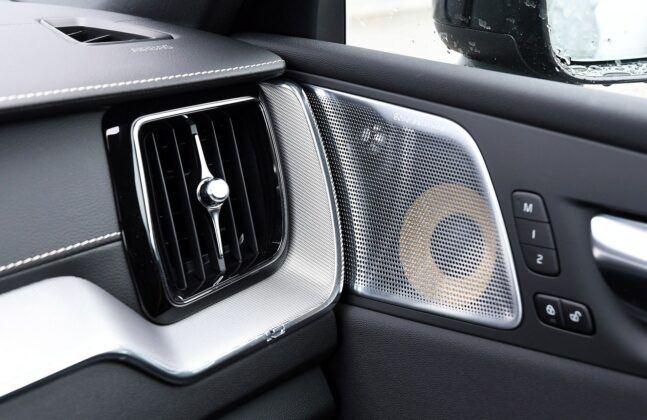 Volvo XC60 II nagłośnienie