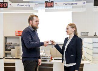 Wniosek o wymianę zagranicznego prawa jazdy na polskie - wzór